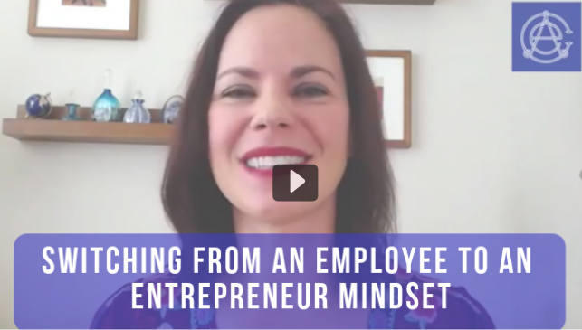 Switching from an Employee to Entrepreneur Mindset