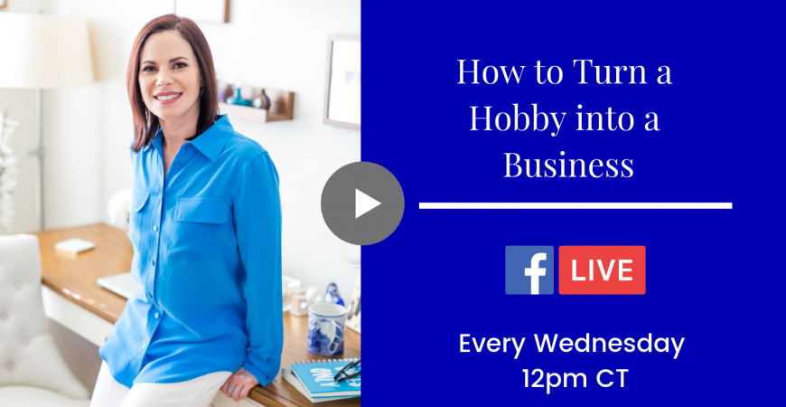 How to Turn a Hobby into a Business