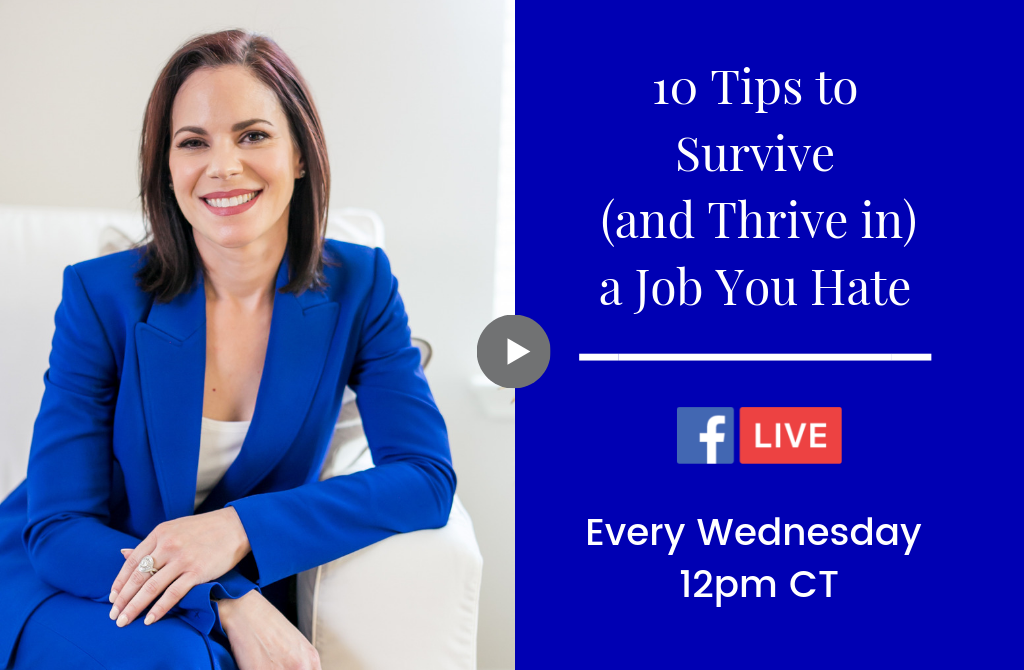 10 Tips to Survive and Thrive in a Job You Hate