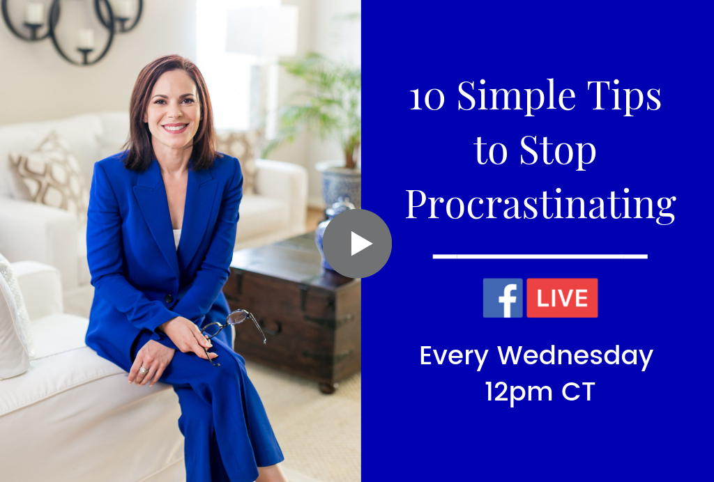 10 Simple Tips to Stop Procrastinating
