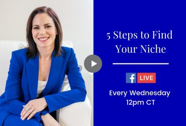 Five Steps to Find Your Niche
