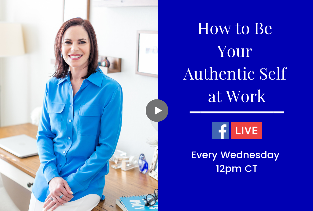 How to Be Your Authentic Self at Work