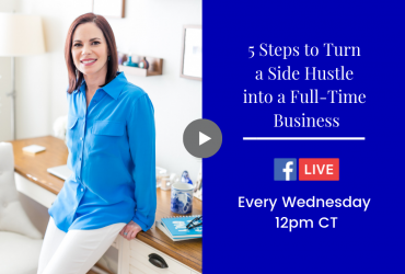 Five Steps to Turn a Side Hustle into a Full-Time Business