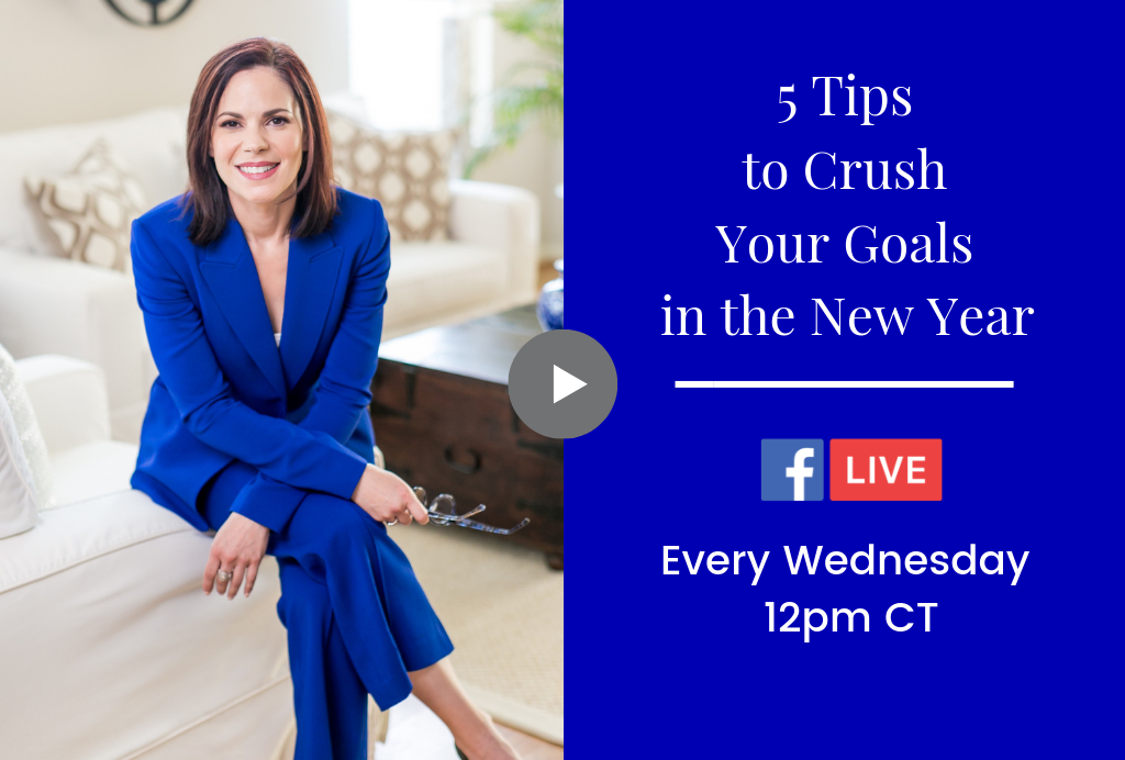 Five Tips to Crush Your Goals