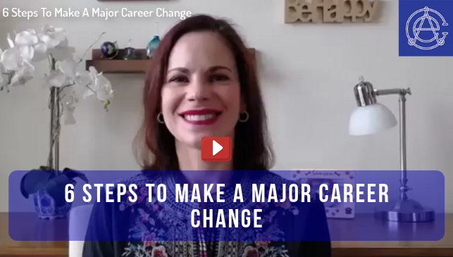 6 Steps To Make A Major Career Change
