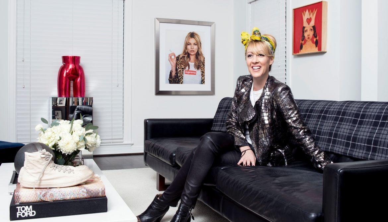 How Fashion Entrepreneur Angela Scott Celebrates The Power Of Women Through Shoes