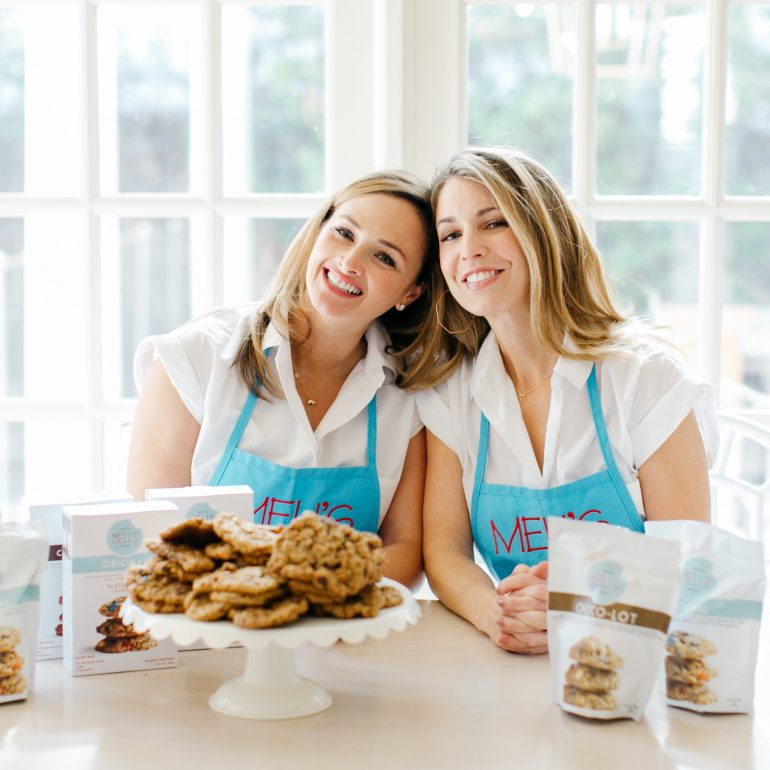 Meet The Mompreneurs Behind The Gluten-Free Cookie Brand Going Nationwide With Walmart