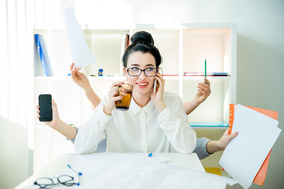 Three Productivity Hacks For The Busy Boss Lady