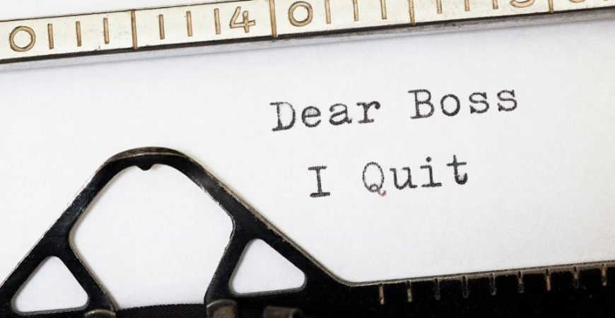 Why More Employees Are Dreaming Of Quitting Their Jobs