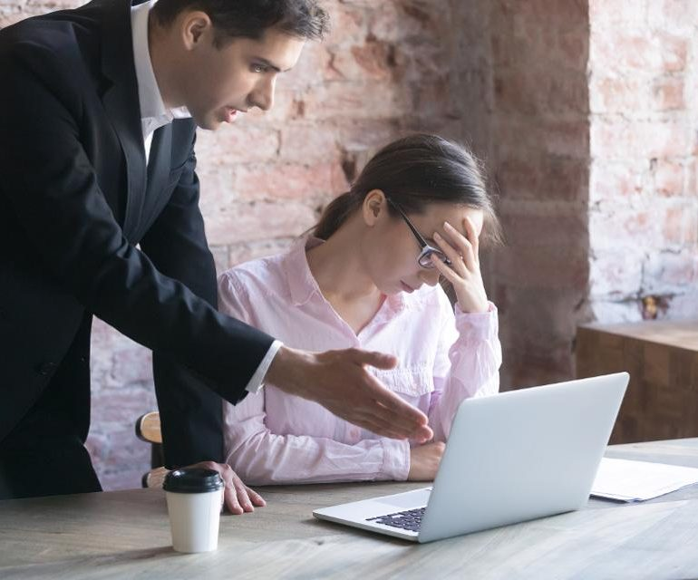 Why Your Bad Boss Could Literally Be Killing You