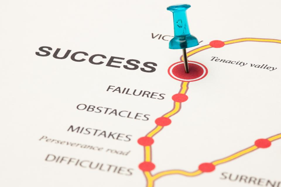 Why Failure Leads To Career Success