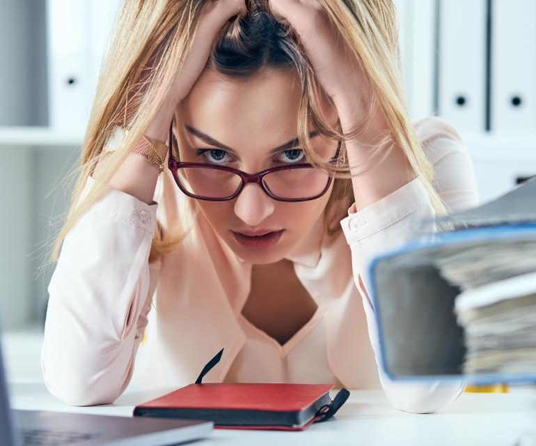 How To Survive In A High-Pressure Job