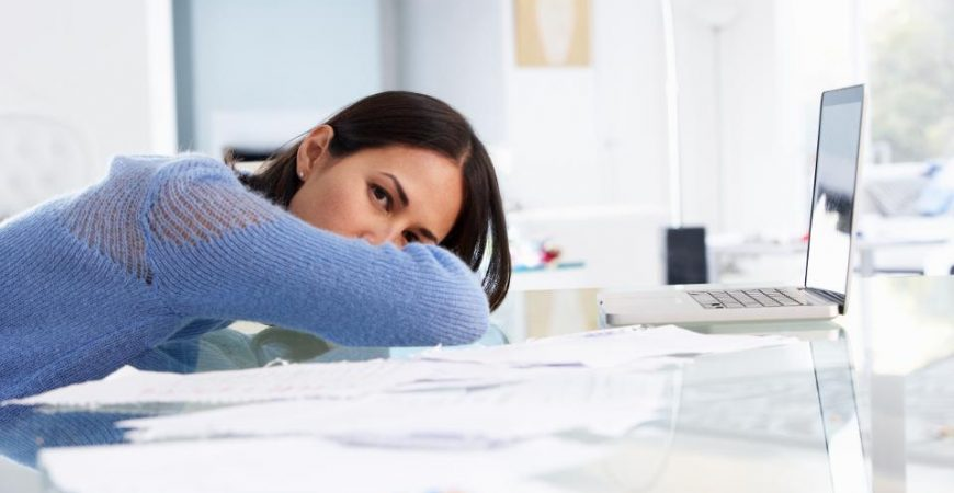 How To Get Out Of A Work Slump