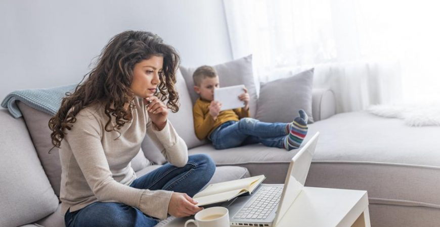 5 Tips To Grow Your Career Working From Home