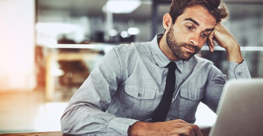 10 Signs That You're In A Career Rut