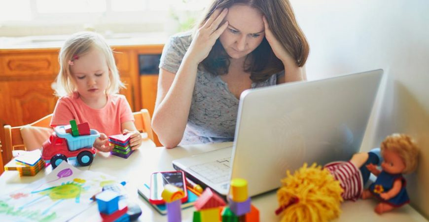 5 Tips To Combat Work From Home Burnout