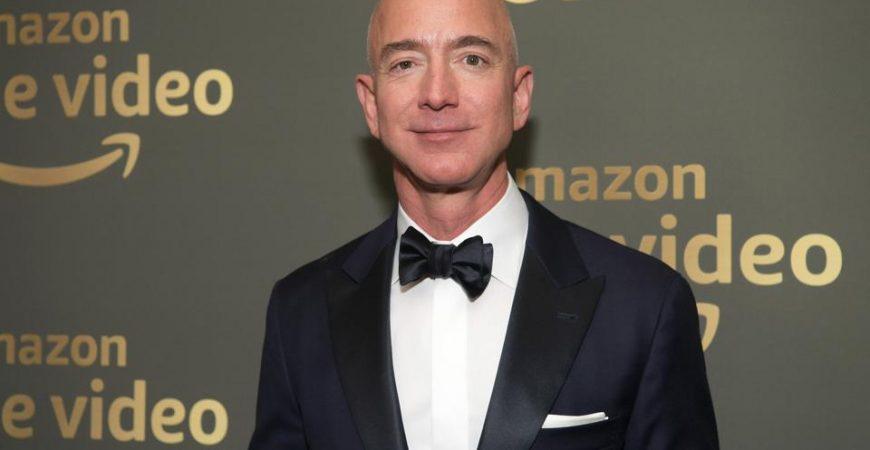 Amazon CEO Jeff Bezos' morning habits include waking up without an alarm.