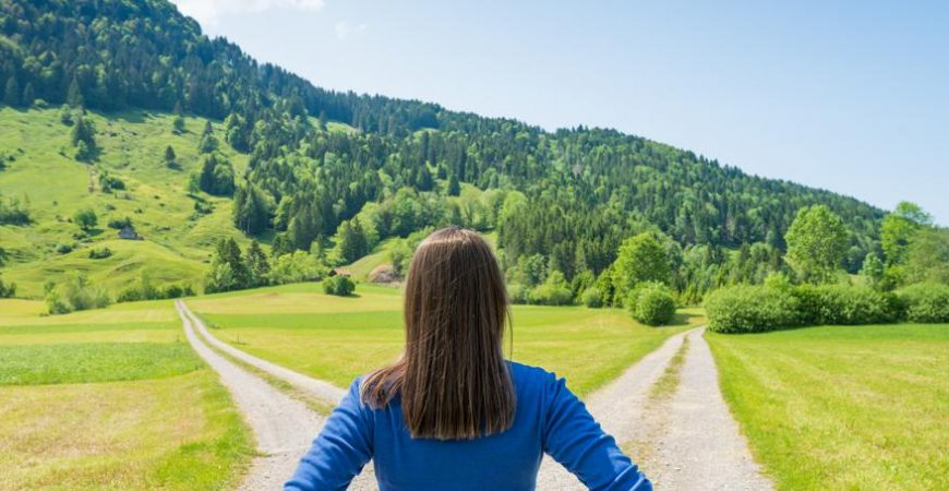 What To Do When You're At A Career Crossroads