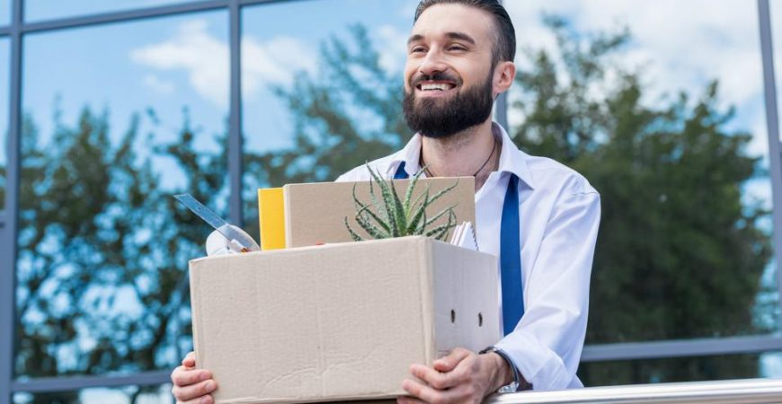What to Do Before Quitting Your Job